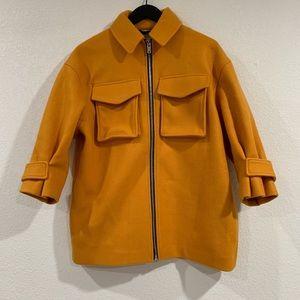 ASOS wool coat